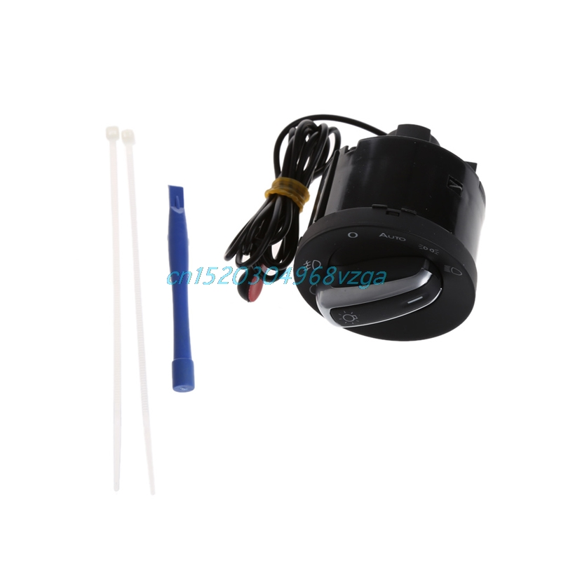 Light Sensor Auto Head Headlight Switch For VW Golf 5 6 MK5 MK6 Tiguan Touran #H028#