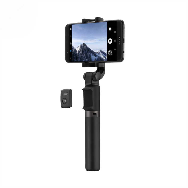 Huawei Honor Selfie Stick AF15 Tripod Portable Bluetooth3.0 Monopod untuk IOS/Android/Huawei Ponsel Pintar
