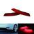 2 PCS Carro Lâmpada luz Da Cauda estacionamento aviso traseiro refletor Auto Luz para VW Volkswagen Jetta 2012 2013 2014 Carro styling