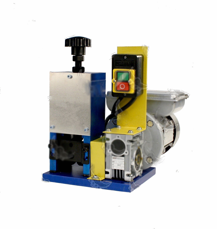 Copper Powered Electric Wire Stripping Machine Metal Recycle Tool Cable Stripper 1pc enameled wire stripping machine varnished wire stripper enameled copper wire stripper xc 0312