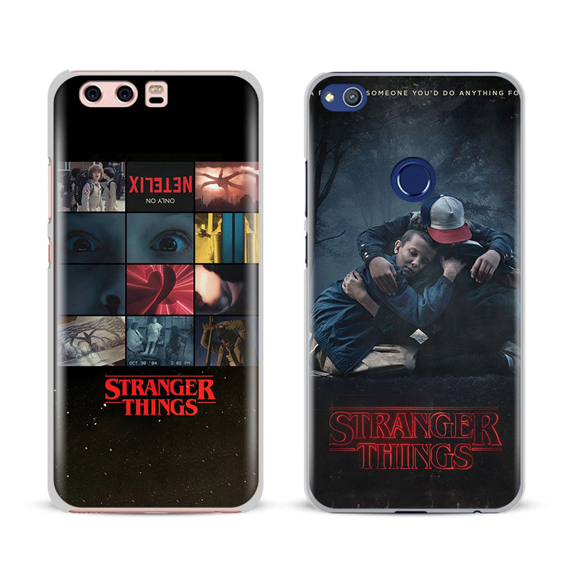 coque huawei p8 lite 2017 stranger things 3