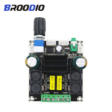 TPA3116D2 High Power Digital Amplifier Board Dual Channel 50W*2 Audio Stereo Amplifiers DC12-24V Sound Amplificador For Speaker