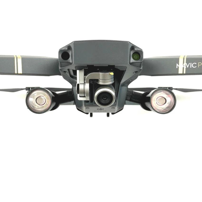 Mavic Pro Flash Led Night Fill Light Searchlight Lamp Kit For Dji Mavic Pro Rc Quadcopter With 4k Hd Camera Drone Accessories Drone Accessories Kits Aliexpress