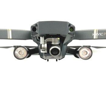 Mavic Pro Flash LED Night Fill Light Searchlight Lamp Kit for DJI Mavic Pro RC Quadcopter With 4K HD Camera Drone Accessories