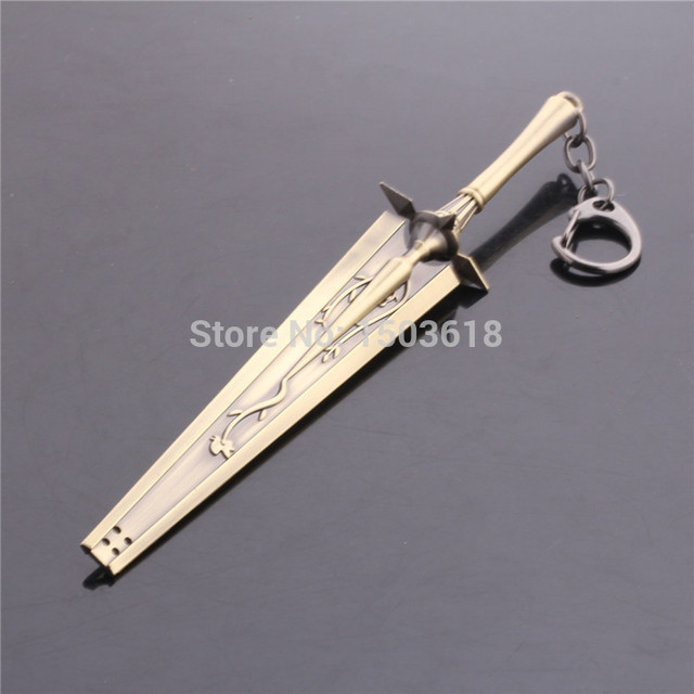 Snake In The Grass Cool Key Chains Sword Of The Spirit (no Blade) Weapon