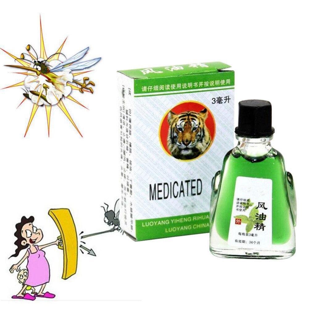 3ml/bottle 100% Original Self Heating Essential Oil Rheumatoid Arthritis Tens Pain Relief Patches Chinese Medical Plaster