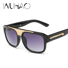 Medusa Vintage Polarized Sunglasses Women Brand Designer Sunglasses Oversize Rectangle Retro Vintage Oculos Goggles UV400 WH462