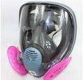 2016 SJL 6800 de máscara facial máscara pintura respirador terno de