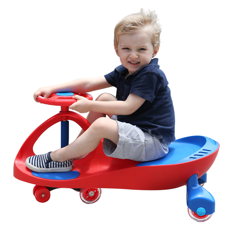 Direct sale Child shilly-car swing toy car baby car 1 - 3 - 6 - 8 baby walker car three wheel band music bring fun child gifts compatible for samsung ml2160 mlt d101s toner cartridge chip