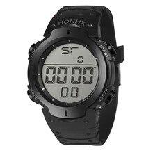 Винтажные часы мужские спортивные 50 м Профессиональный Водонепроницаемый кварцевые Большой циферблат часов военные светящиеся наручные Часы 2016 часы #1123