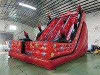 Шар партии надувной супер слайд