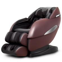 Yeni LEK 988X lüks masaj koltuğu ev otomatik kapsül vücut çok fonksiyonlu yoğurma masaj koltuğu