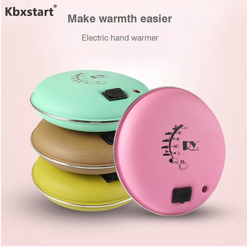 Chauffe-mains électrique de poche chauffe-mains Rechargeable 220 V chauffe-mains de stockage d'énergie chaude pour l'extérieur et la maison