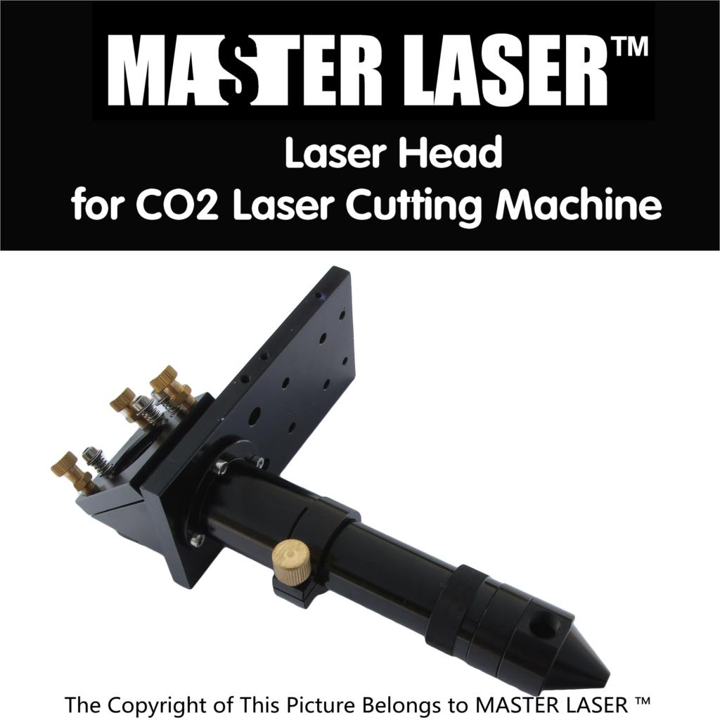 Laser Lens DIA 20mm FL127mm 5inch Mirror  DIA 25mm with Gas Nozzle  CO2 Laser Cutting Machine Assemble Mechanism Laser Pen