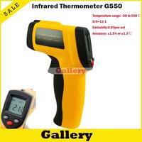 Ir Infrared Thermometer Temperature Measurement Module Non contact Electronic Laser 550 Degrees Precise Gun