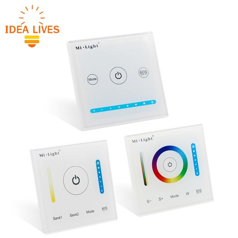 Home Theater Light Color Temperature: Mi Light Smart Led Panel Controller RGB RGBW RGB+CCT