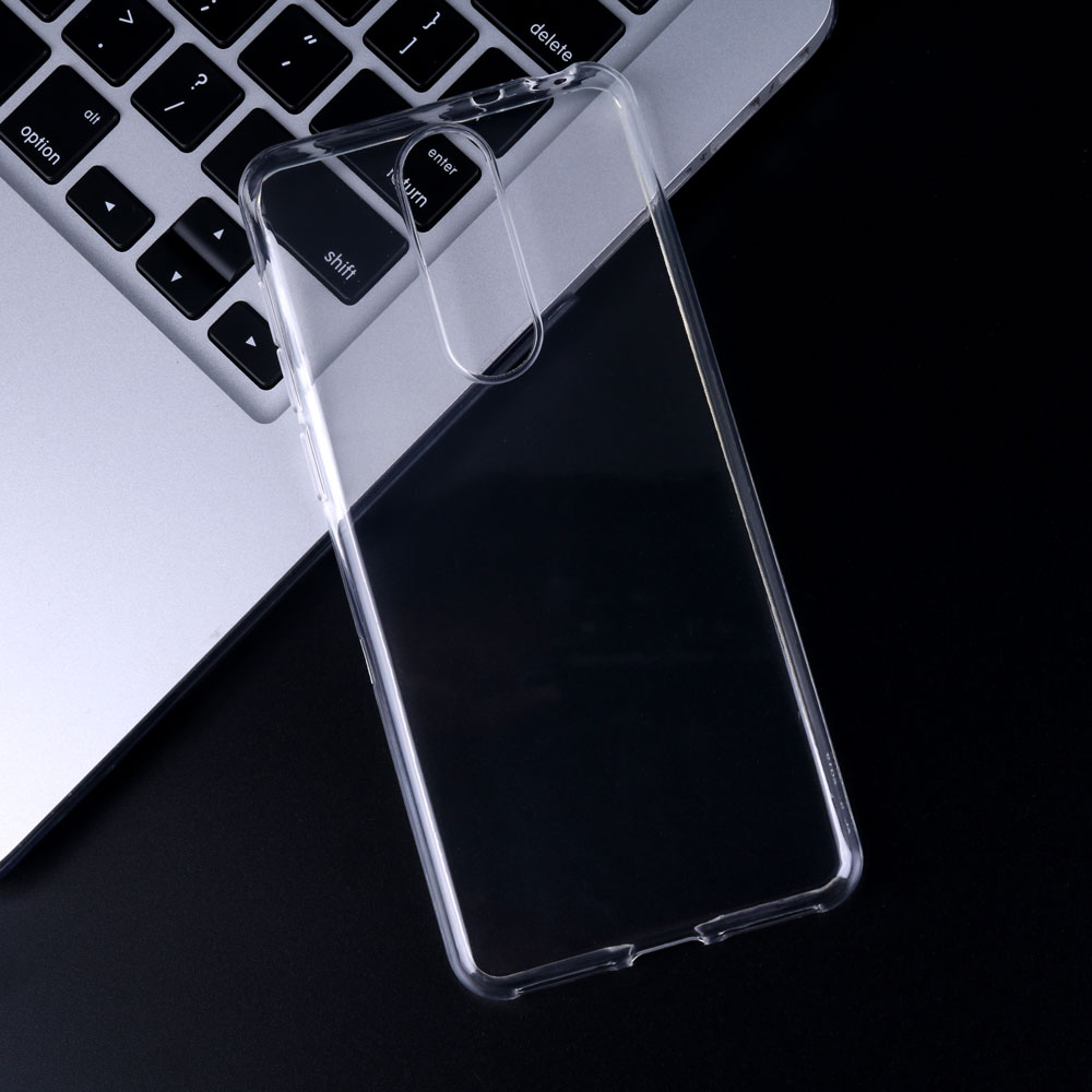 For Alcatel 3 (2019) 5053 Casing Clear Transparent Case TPU Silicone Soft Anti-knock Alcatel 3 (2019) Fit Back Phone Cover Case