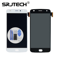 5 5 1920x1080 LCD For Motorola MOTO Z2 Play Display Touch Screen XT1070 Display For Moto