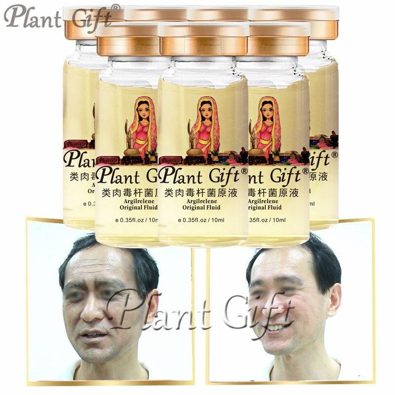plant gift Hot Sale Argilrelene Original liquid Repair Damaged After damaged skin anti-aging Ageless Face 10ml*7pcs