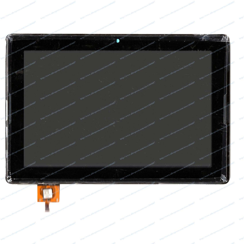 все цены на  New Black OEM Replace Touch Screen with Digitizer+LCD Display Assembly For Lenovo A10-70 A7600-H Tab  онлайн