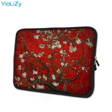 Dragon print 7 9.7 12 13.3 14.1 15.6 17.3 inch Laptop tablet Bag liner sleeve PC Notebook cover For macbook pro 13 case NS-9385