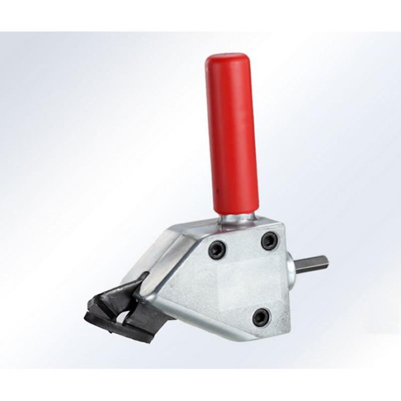 Красной ручкой металла резак инструмент