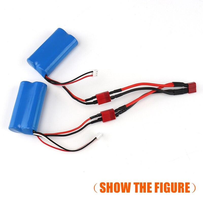 Doppel Batterie Konvertieren Draht T Stecker Für Feiyue FY03 FY02 ...