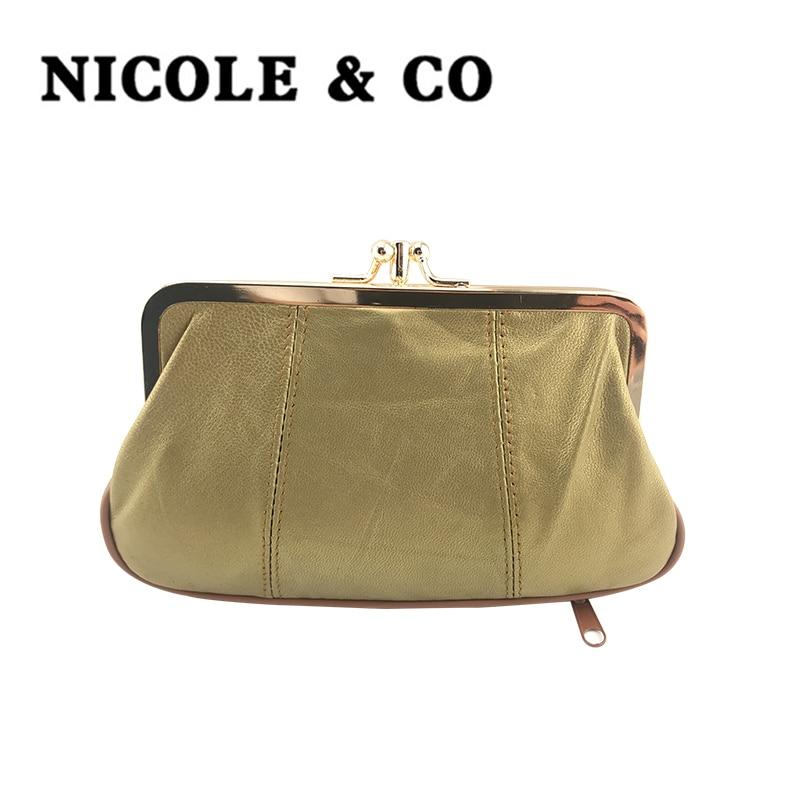 NICOLE & CO Genuine…