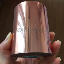 Красивая розовая фольга бумага горячего тиснения коробка/пластик/ppc/pvc/pp материал