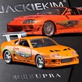Hot 1:32 Fast & Furious SUPER Toy Car Model Metal Alloy Diecasts & Toy Vehicles Model Miniature Scale Model Car Toys for Gift
