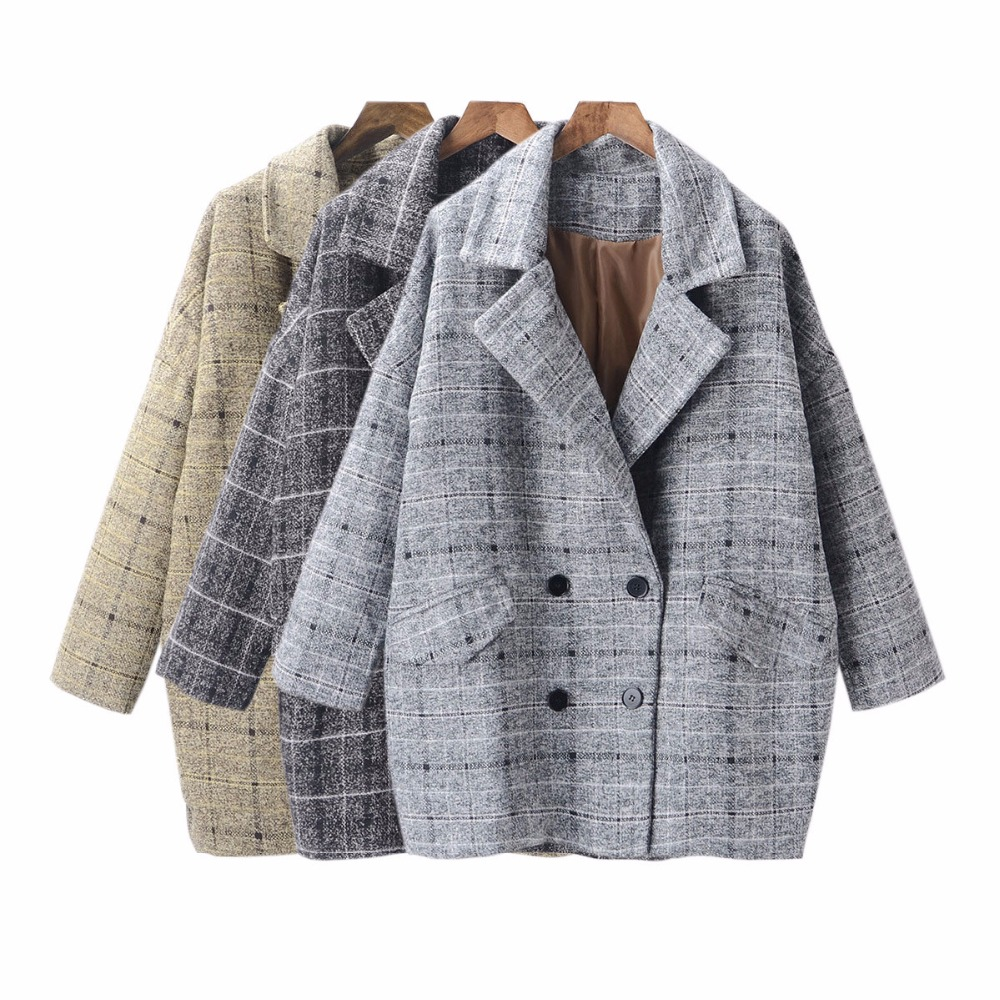 Compare Prices on Plaid Winter Coat- Online Shopping/Buy Low Price ...