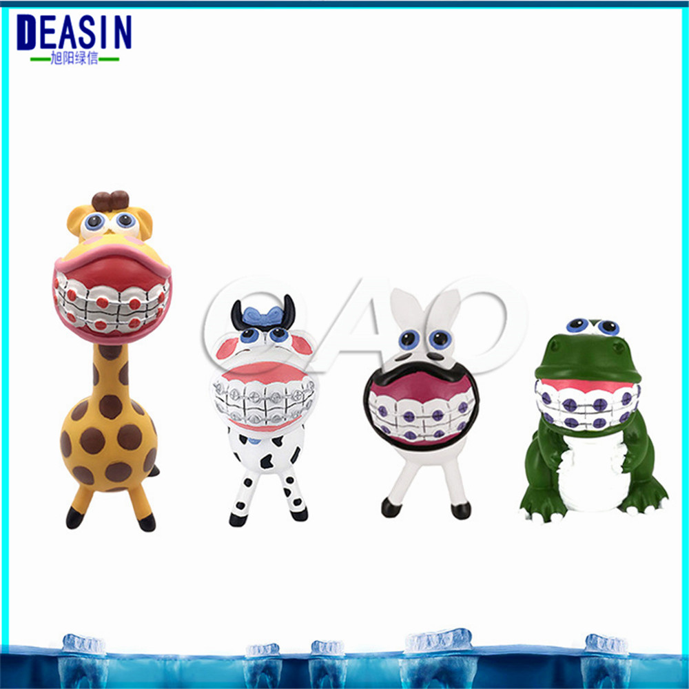 Dentist Gift Resin Crafts Toys Animal orthodontics Dental Artware Teeth Handicraft Furnishing Articles Creative Sculpture dental clinic decoration dentist gift resin crafts toys dental artware teeth handicraft furnishing articles creative sculpture