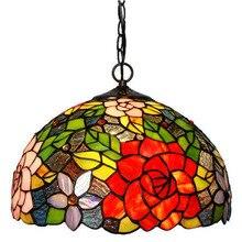 12 дюймов роз люстра висит еда декоративные светильники, Ysl-tfp147d16, Бесплатная доставка