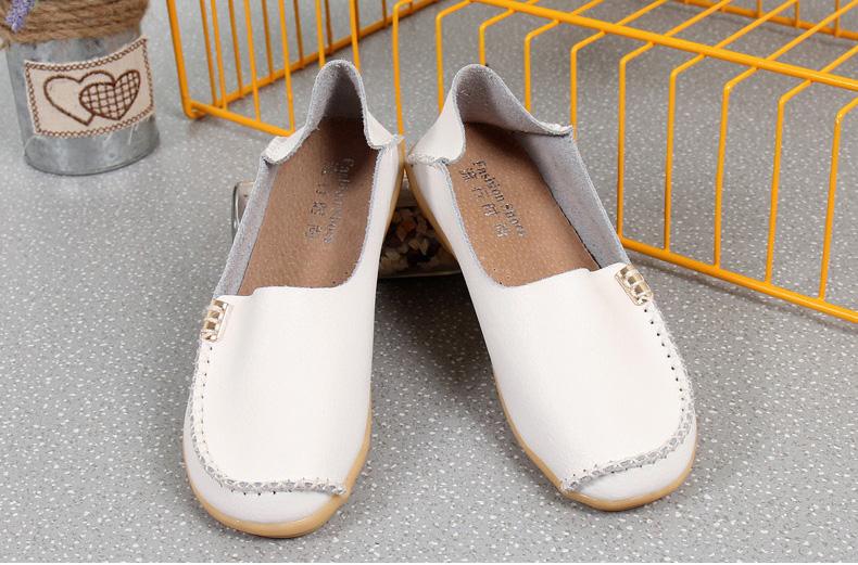 AH912 (10) women's loafers shoe