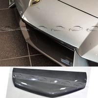 Для Lamborghini Aventador LP700 4 OEM Стиль стайлинга автомобилей углеродного волокна бампер центр Панель губ передней нижней Панель