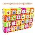 68 unids/set Niños Bebé Aprendiendo Geometría 3D Rompecabezas Educativo Montessori Educativos Juguetes Para Niños