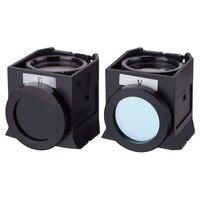 AmScope UV Filter Blöcke für IN300T-FL und FM690 Fluoreszenz Mikroskope FK-IN300-UV