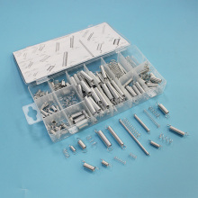 stainless steel spring wire compression tension set assortment extended expansion coil kit