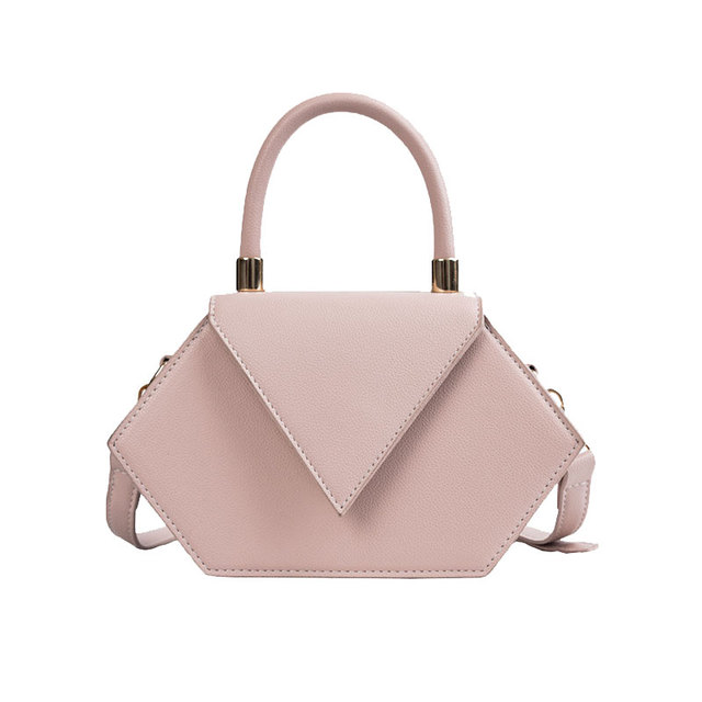 Bag for women 2020 new personality network red wild women bag shoulder wide shoulder bag