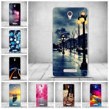 Luxury for Lenovo A5000 Silicon Case Painted Protector TPU Back Cover Case For Lenovo A5000 3D Relief Cover