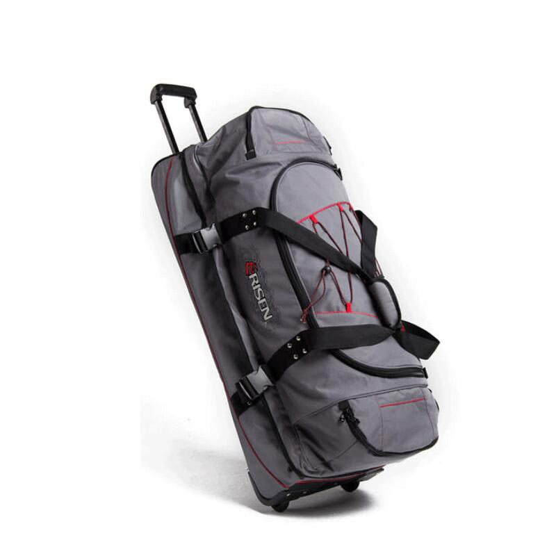 TRAVEL TALE 36 inch waterproof super large bag organizer travel trolley luggage bag with wheels-in Travel Bags from Luggage & Bags    1