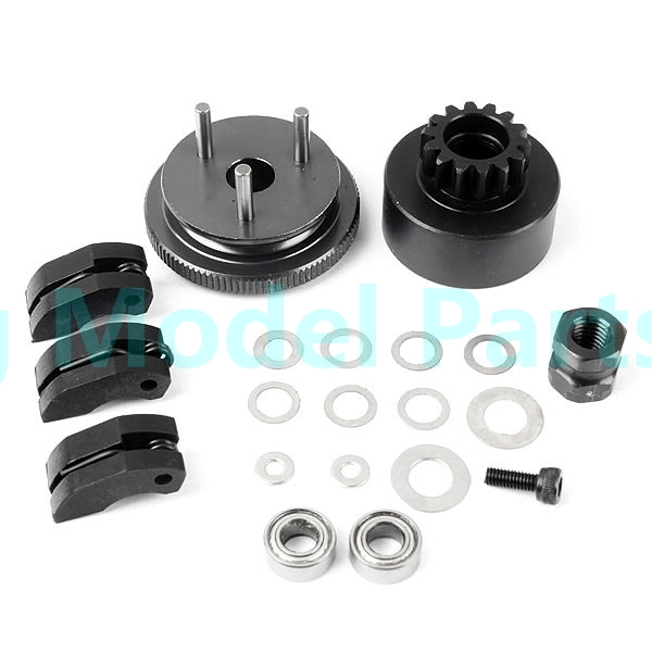 81020 Clutch Bell Sets For HSP RC 1/8 On-Road Car Off-Road Truck 94081 94086 81020 clutch bell hsp 1 8th nitro car part 94081 94083