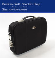 46 32 12cm Fine Man Business Briefcase Laptop Bag Suitcase Luggage File Box 14 16 Inch