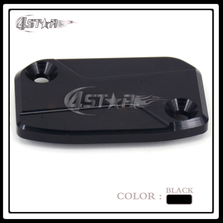Black Front Brake Clutch Fluid Reservoir Cap For KTM SX SXF SMR EXC EXC-F XC XC-W XCR-W 125 144 150 250 300 350 400 450 530 цена 2016