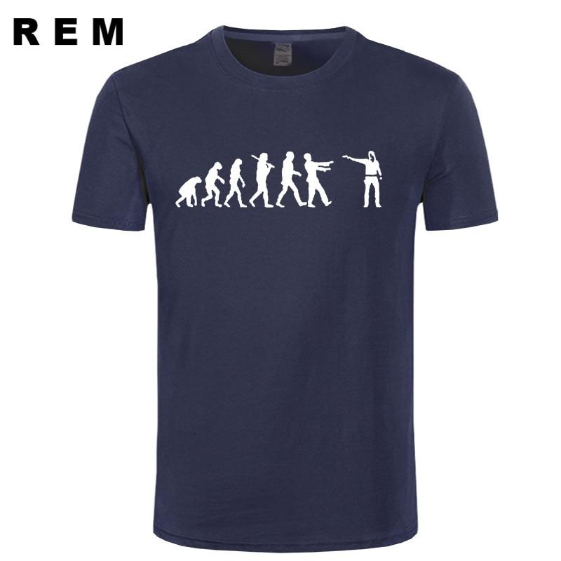 rem-human-evolution-design-brand-clothing-men's-t-shirt-font-b-the-b-font-font-b-walking-b-font-font-b-dead-b-font-printed-t-shirt-o-neck-short-sleeve-tops