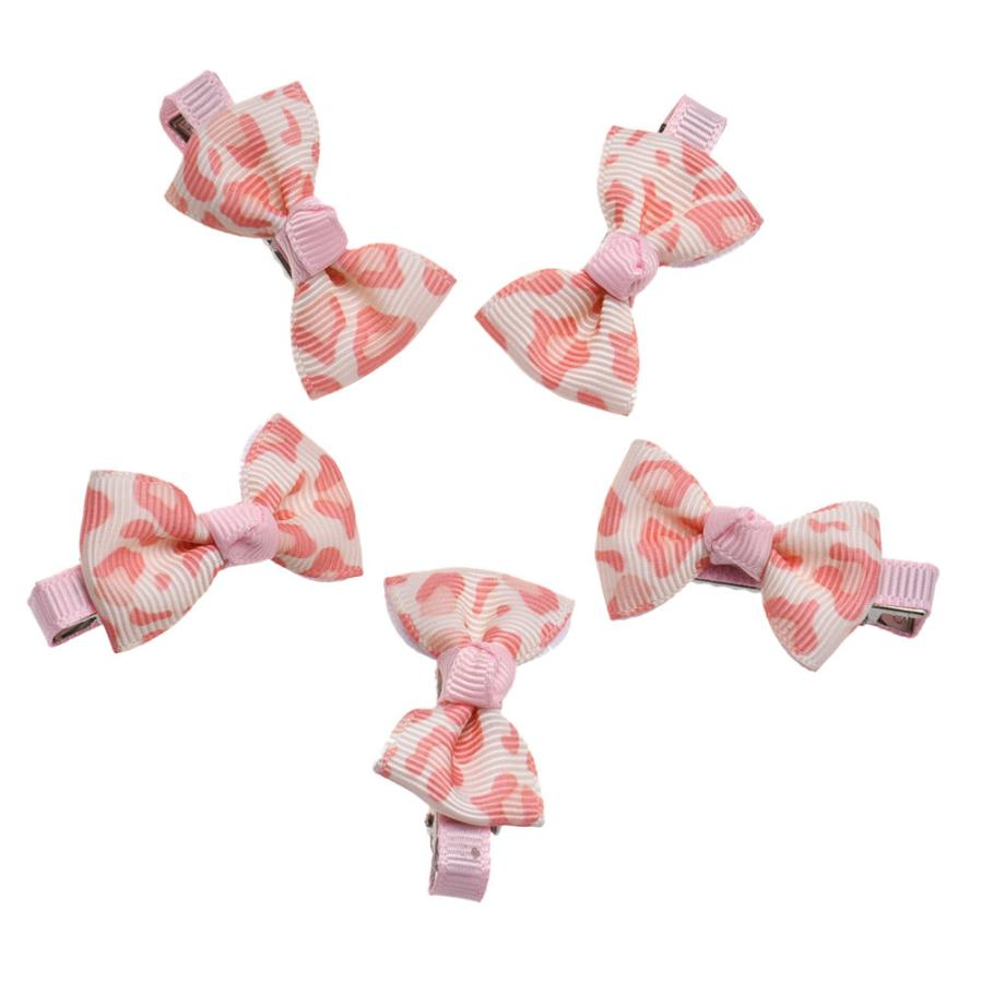 2017 Hot Purple Green Pink Red Fashion Baby Girls butterfly bow Barrettes Hairpins
