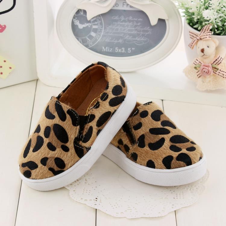 894bf10d 2016 primavera nuevos estilos zapatos para niños y niñas Bebé Zapatos con  estampado de leopardo Fondo suave transpirable Leo 1 3 años F201 en  Zapatillas ...