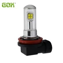 цена на 10pcs H8 H11 led light H7 H4 9005 cree led chip led car light 40W Fog Lamp Auto car led headlight Car Light Source parking 12V