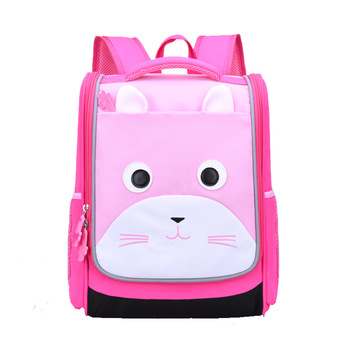 Waterproof children school bags For Boys Girls kids cartoon backpack Children Schoolbag primary School Backpack Mochila Infantil цена 2017