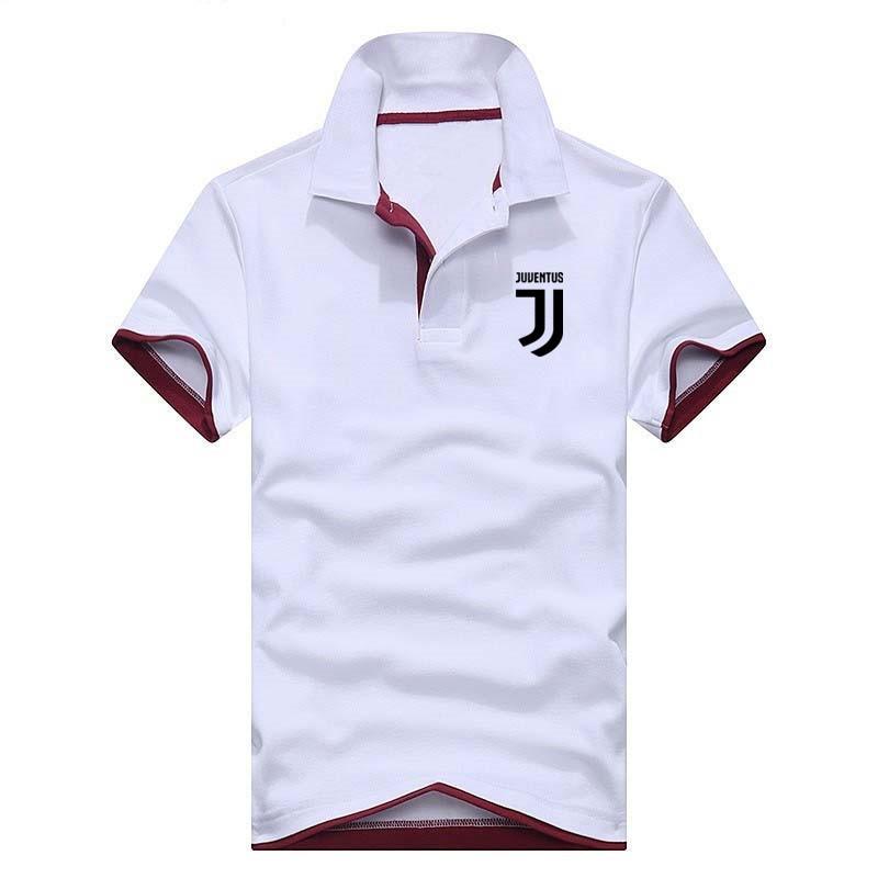 2019   Polo   Shirt Men Cotton Short Sleeve lapel Casual Mens   Polo   Shirts Summer Classic Top Male   Polo   Shirts For Men 3XL